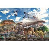 ビバリー 恐竜大きさ比べ L74-105 150ピース
