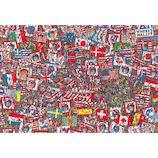 ビバリー ウォーリーをさがせ!(Where's Wally?) せいだいなパーティ 1000マイクロピース│パズル ジグソーパズル