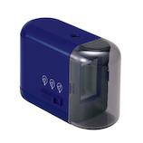 プラス(PLUS) 鉛筆削り(乾電池式) FS−077 ブルー