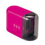 プラス(PLUS) 鉛筆削り(乾電池式) FS−077 ピンク