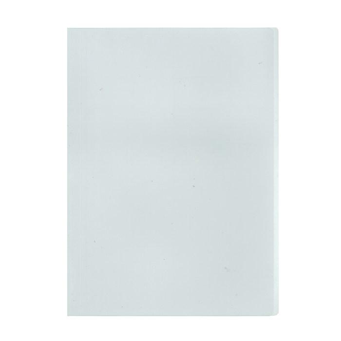 プラス カラーレール式クリアーホルダー 表紙単品 93−107 クリア