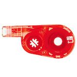 プラス(PLUS) ホワイパースイッチ 交換テープ 6mm レッド WH-1516R│消しゴム・修正液 修正テープ