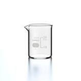 ハリオ(HARIO) ビーカー B‐20‐SCI 20mL│実験用品 ビーカー・フラスコ