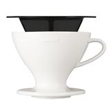 ハリオ(HARIO) W60 ドリッパー PDC-02-W│茶器・コーヒー用品 コーヒードリッパー・フィルター