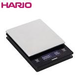 ハリオ(HARIO) V60 メタルドリッパースケール VSTM−2000HSV ヘアラインシルバー