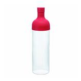 ハリオ フィルターインボトル 0.75L レッド
