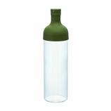 ハリオ フィルターインボトル 0.75L オリーブグリーン