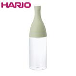 ハリオ(HARIO) フィルターインボトル エーヌ 800mL FIE-80-SG スモーキーグリーン│茶器・コーヒー用品 ティーポット