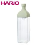 ハリオ(HARIO) カークボトル 1.2L KAB-120-SG スモーキーグリーン