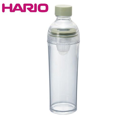 ハリオ(HARIO) フィルターインボトル・ポータブル FIBP-40-SG__スモーキーグリーン