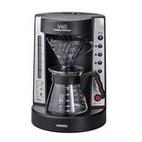【今だけプレゼント】ハリオ(HARIO) 珈琲王コーヒーメーカー EVCM−5TB 透明ブラック