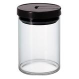 HARIO 珈琲キャニスターM MCN−200B│保存容器 ガラス保存容器