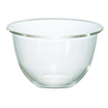 ハリオ(HARIO) 耐熱ガラス製ボウル1500 MXP-150-BK│ボウル・ざる ボウル