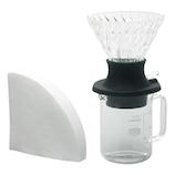 ハリオ(HARIO) 浸漬式ドリッパー スイッチ サーバーセット│茶器・コーヒー用品 コーヒードリッパー・フィルター