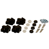 光 石膏ボード用 止め具セット PBST−1 黒 4セット入