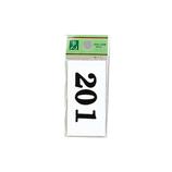 光 番号プレート 201 UP357-201│サインプレート その他 サインプレート