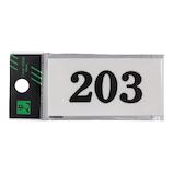 光 番号プレート 203 UP357‐203│サインプレート その他 サインプレート