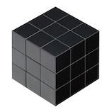 増田屋コーポレーション チャチャキューブ ブラック│パズル 立体パズル