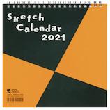 【2021年版・卓上】 マルマン 100thマルマン カレンダー 100SD1 図案