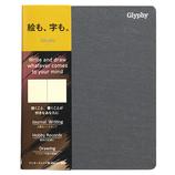 マルマン(maruman) グリフィー B6変型 アンチークレイド紙 N1484│画材 スケッチブック