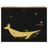 マルマン ニーモシネクリエイターズ A4 N180C1 クジラ