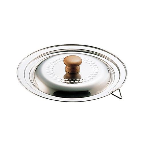 ヨシカワ ステンレス雪平鍋 兼用蓋 16cm・18cm
