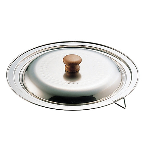 ヨシカワ ステンレス雪平鍋 兼用蓋 20cm・22cm