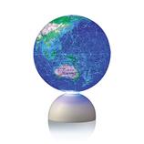 やのまん スターライトパズル -BLUE EARTH-回転型地球儀パズル