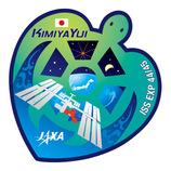 やのまん 宇宙ステッカー6 44−924 油井飛行士ミッション