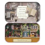 やのまん ミニチュアット 516-08 ロマンチックな街角│おもちゃ ミニチュアフィギュア
