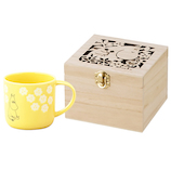 山加商店 ムーミン 木箱入りマグ MM951-11H ムーミン│食器・カトラリー マグカップ・コーヒーカップ