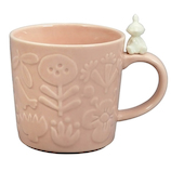 山加商店 ムーミン ソポ(SOPO) フィギュアマグ MM3402-11 リトルミイ│食器・カトラリー マグカップ・コーヒーカップ