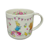 東急ハンズオリジナル 山加商店 ピーターラビット マグカップ PR531 フラッグ│食器・カトラリー マグカップ・コーヒーカップ