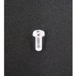 八幡ねじ プラスチック なべ小ねじ M4×15mm P0.7