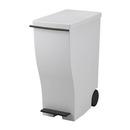 クード スリムペダルペール #30 ブラウン│ゴミ箱 キッチン用ゴミ箱