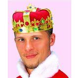 丸惣 DXキングアーサーの王冠 ラメ付│仮装・変装グッズ お面・かぶりもの