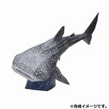 丸惣 ハッピーペーパートイ ペーパークラフト ジンベイザメ MJM−045