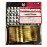 Y.S.PARK ゴールドピン ぬけにくいボブピン(細い髪用) No806 50mm 30本入