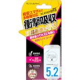 サンクレスト 5.2インチ対応スマートフォン用 衝撃自己吸収フィルム 光沢ハードコート 52-ASF│携帯・スマホアクセサリー 液晶保護フィルム