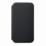 【iPhone12ProMax】 サンクレスト NEWT 抗菌 CAT FLIP ブラック│携帯・スマホケース iPhoneケース