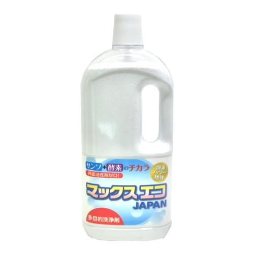 多目的洗剤 マックスエコ 1000g