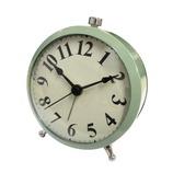アンティーク目覚まし時計 IAC−5636 グリーン