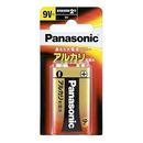 パナソニック アルカリ電池 9V 6LR61XJ/1B