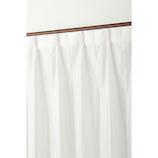 ホワイト 4243 幅100×丈176cm ホワイト 1枚入