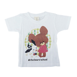 <東急ハンズ> おでかけが楽しくなっちゃう!くまのがっこうのキッズTシャツです♪ 東急ハンズ限定 くまのがっこう Tシャツ キッズ KU−0447画像