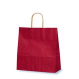 ベルベ カラー手提げ袋 T-6 赤 10枚入