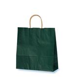 ベルベ カラー手提げ袋 T-6 緑 10枚入