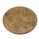 ディズニー 竹製鍋敷き ミニーマウス おもてなし MA−1608