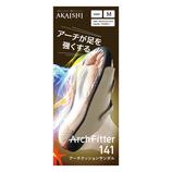 AKAISHI(アカイシ) アーチフィッター141 アーチクッションサンダル M アイボリー 23~23.5㎝