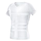 La.VIE クールドライ加圧シャツ 男性用 L ホワイト